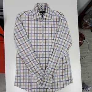 Polifroni Blu Dress Shirt
